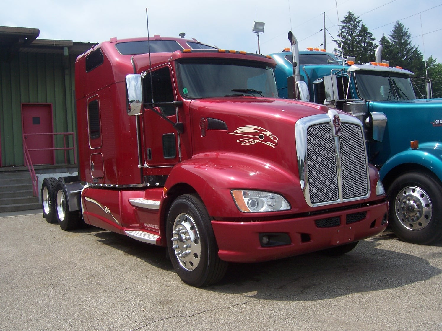 Kenworth t-660 photo - 5