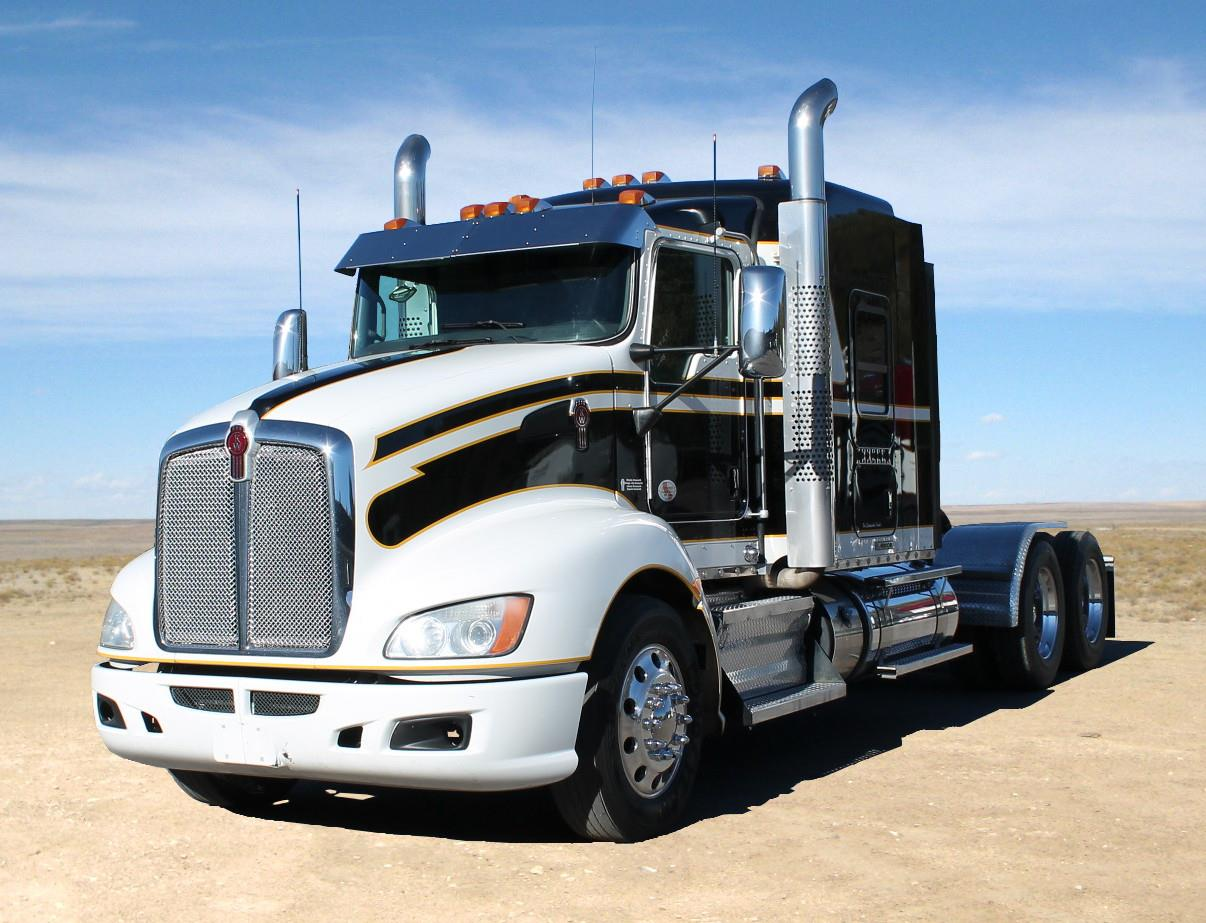 Kenworth t-660 photo - 9