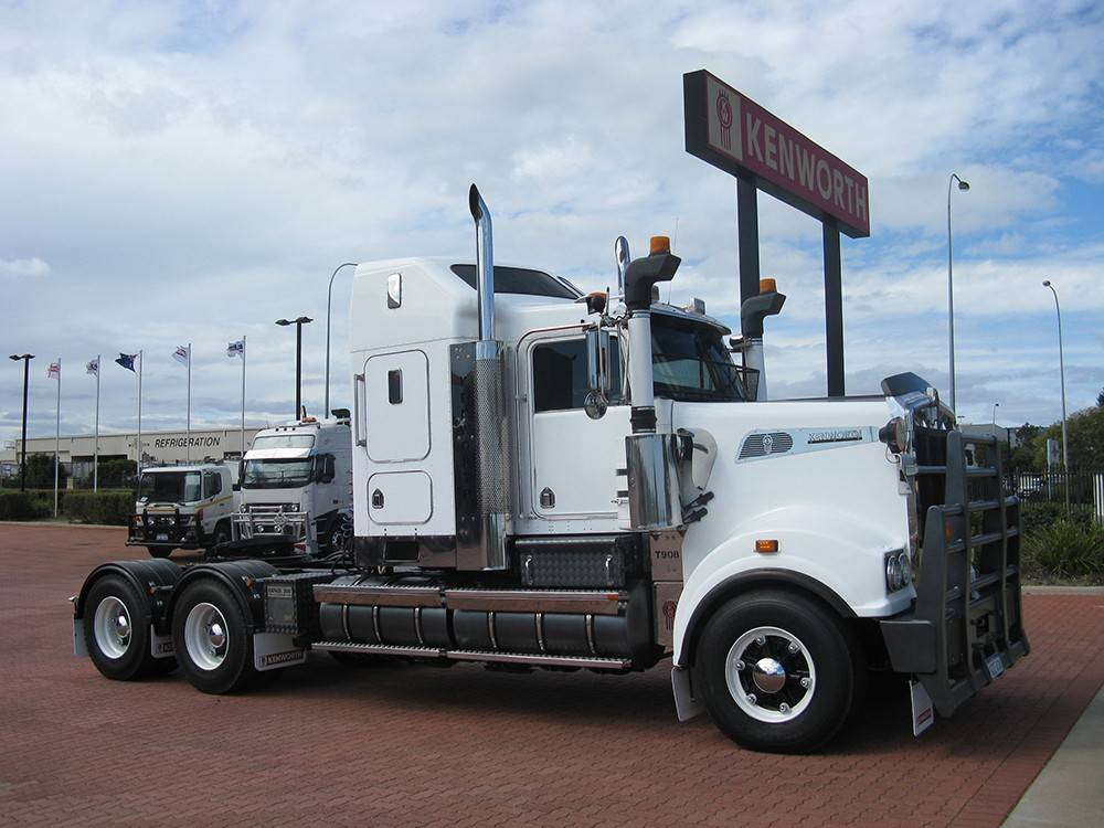 Kenworth t-908 photo - 2