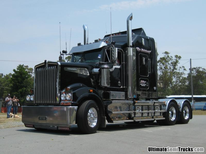 Kenworth t-908 photo - 3