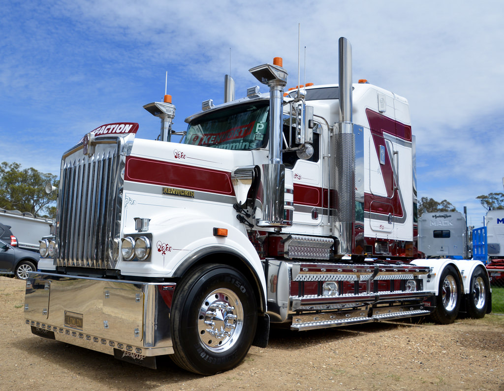 Kenworth t-908 photo - 5