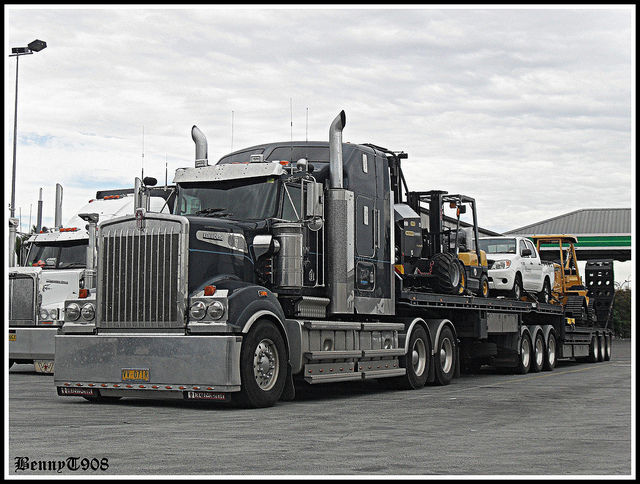 Kenworth t-908 photo - 8
