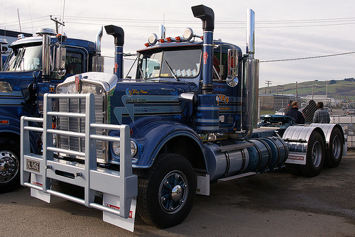 Kenworth w-924 photo - 10