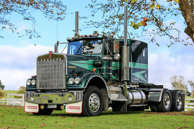 Kenworth w-924 photo - 9
