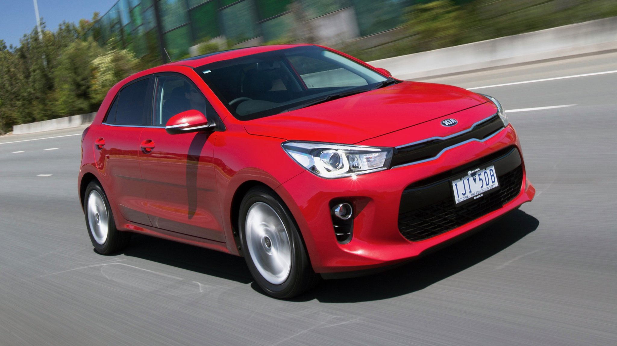 Kia rio photo - 1