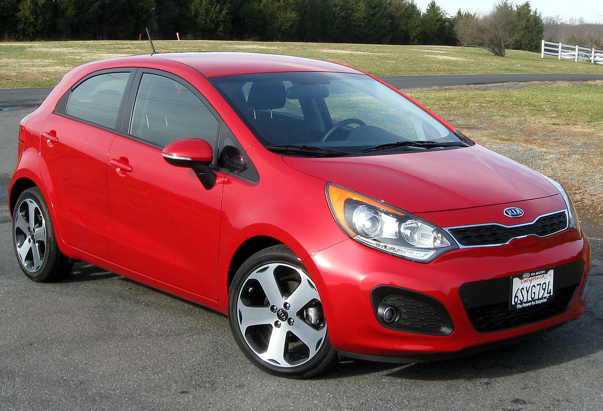 Kia rio photo - 5