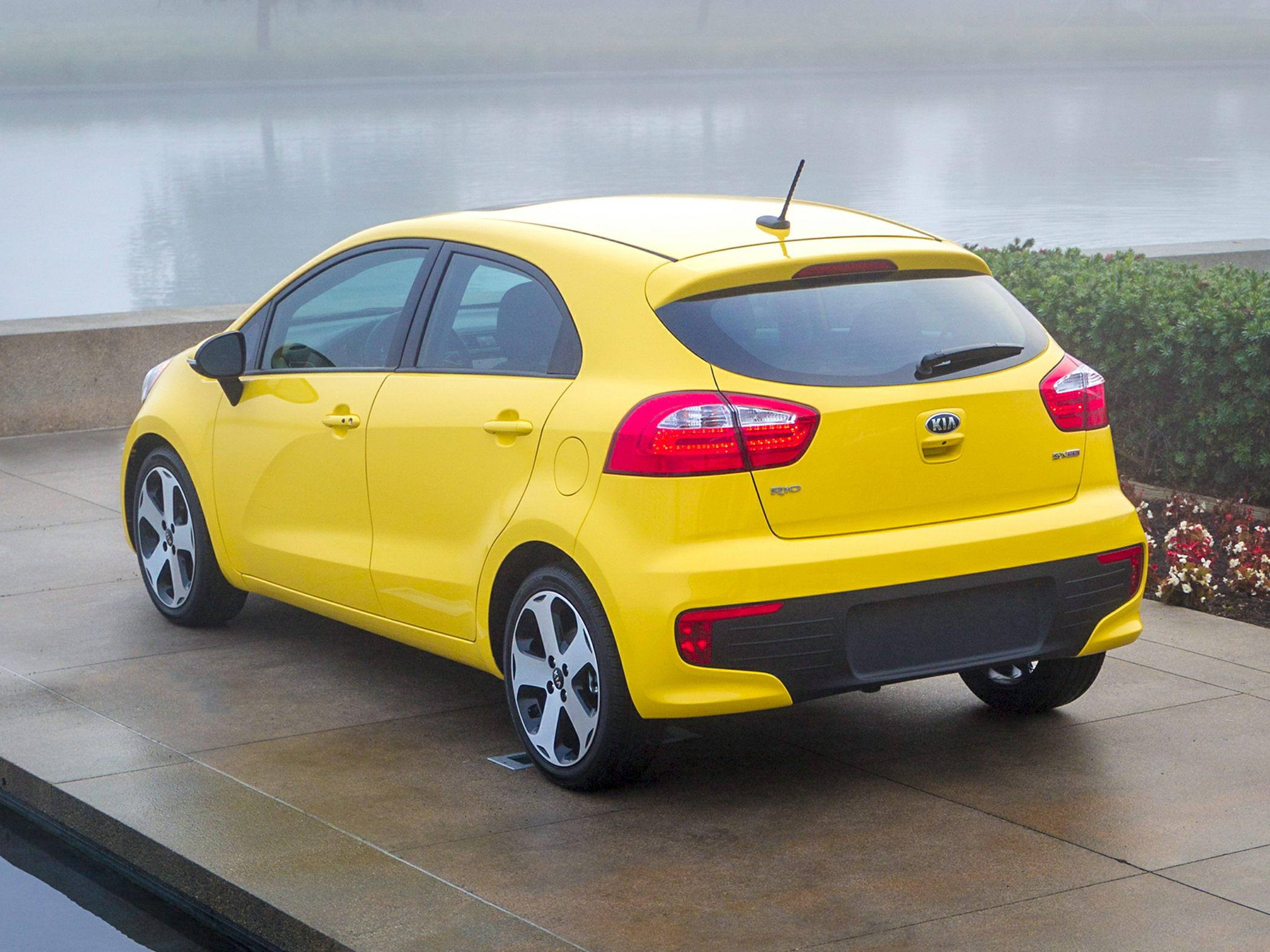 Kia rio photo - 7