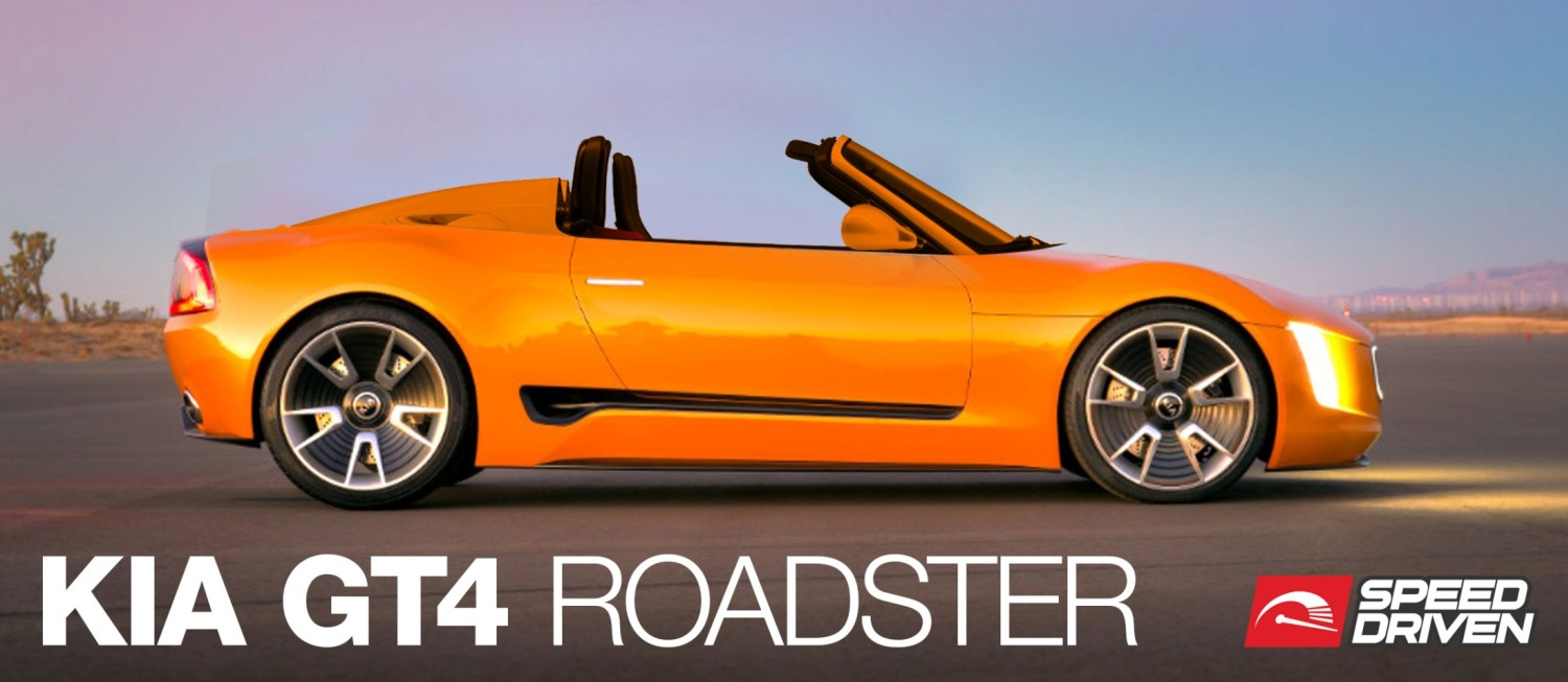 Kia roadster photo - 10