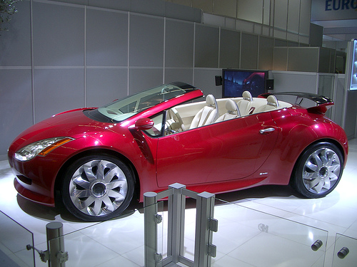 Kia roadster photo - 4
