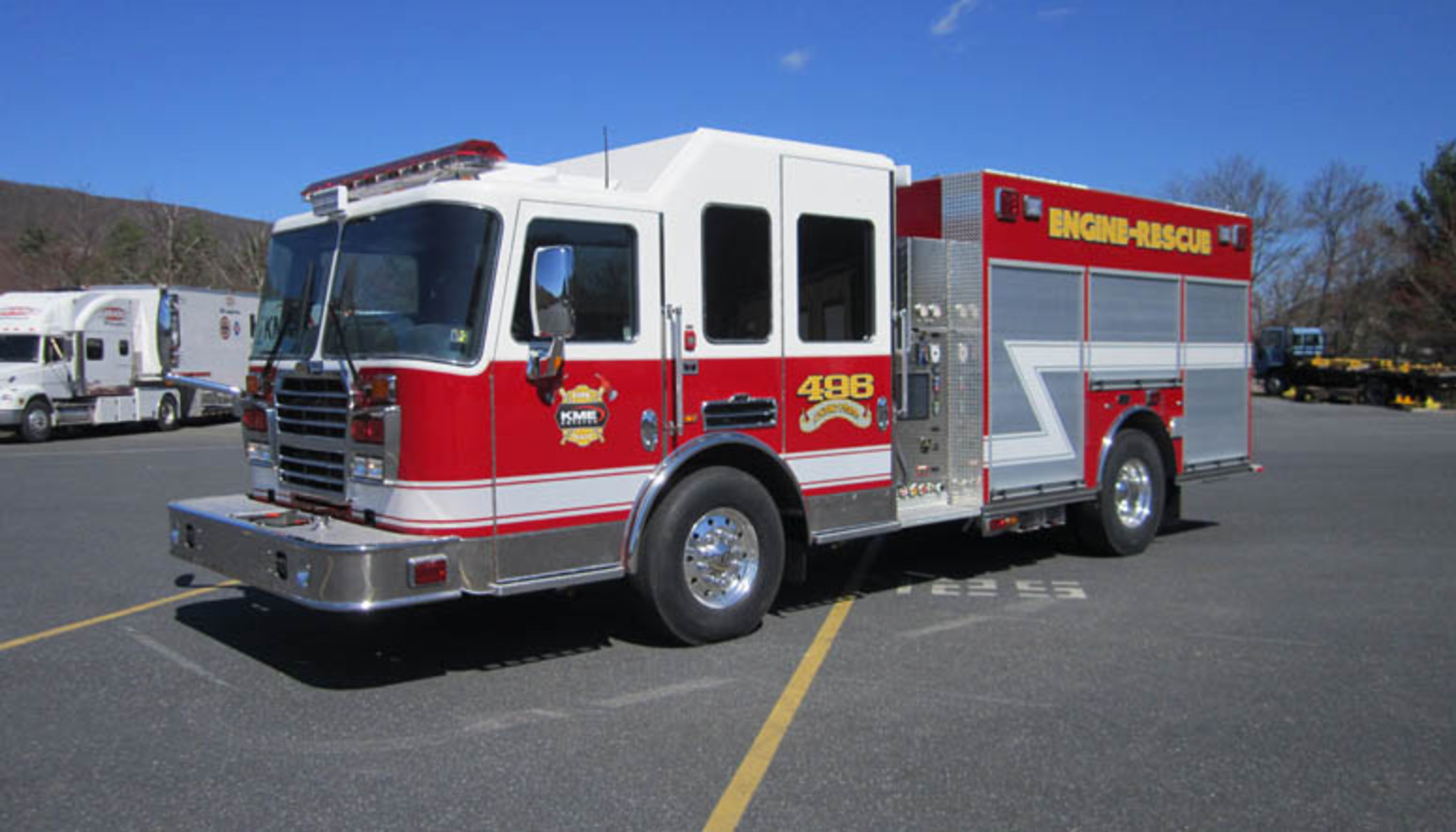 Kme pumper photo - 10