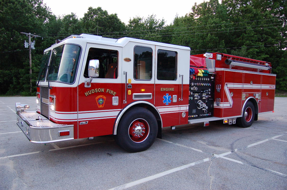 Kme pumper photo - 2
