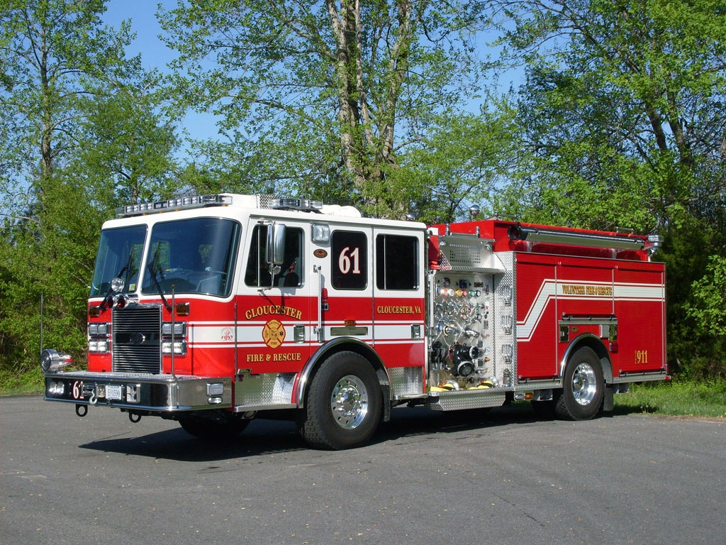 Kme pumper photo - 3