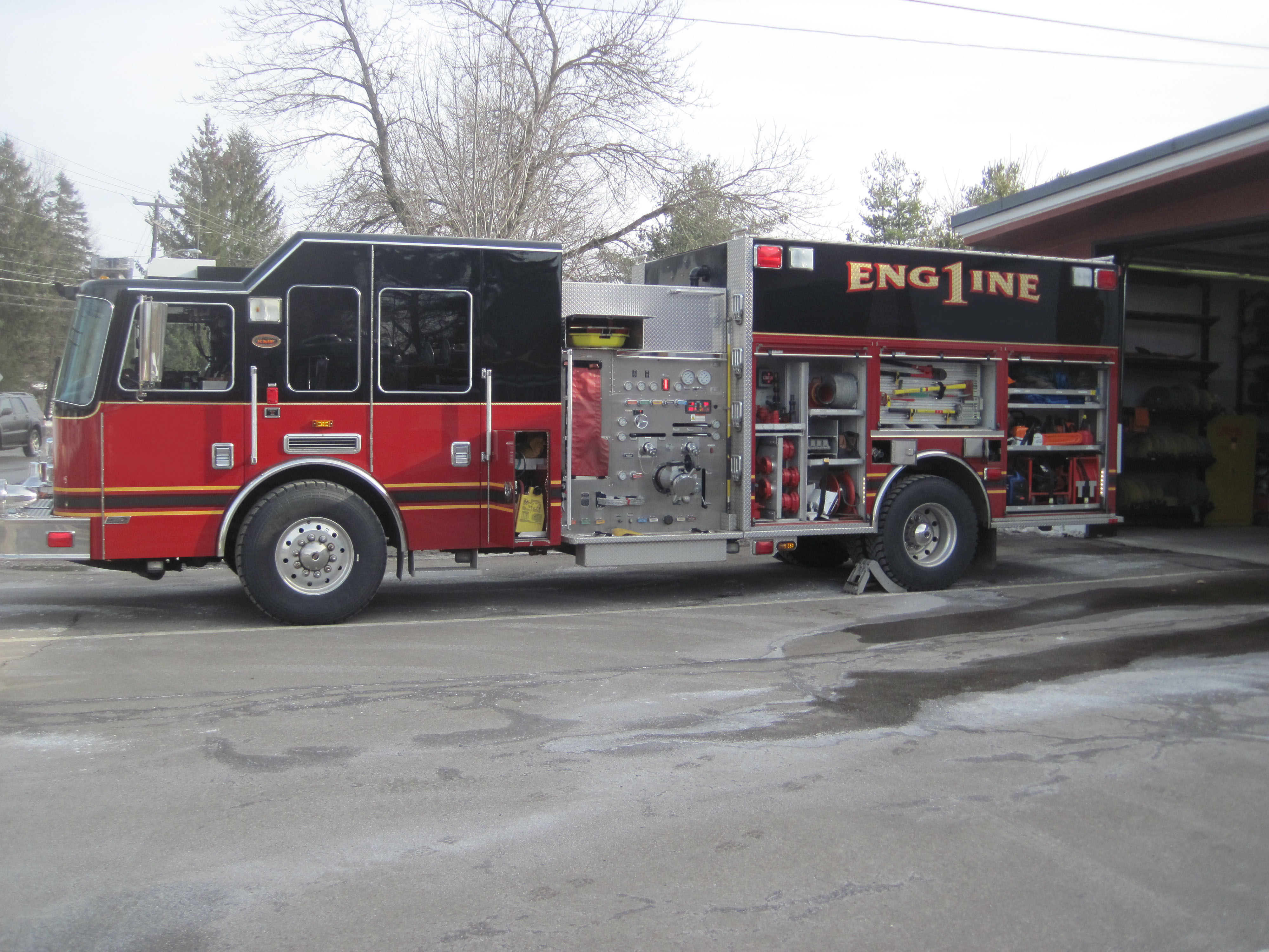 Kme pumper photo - 8