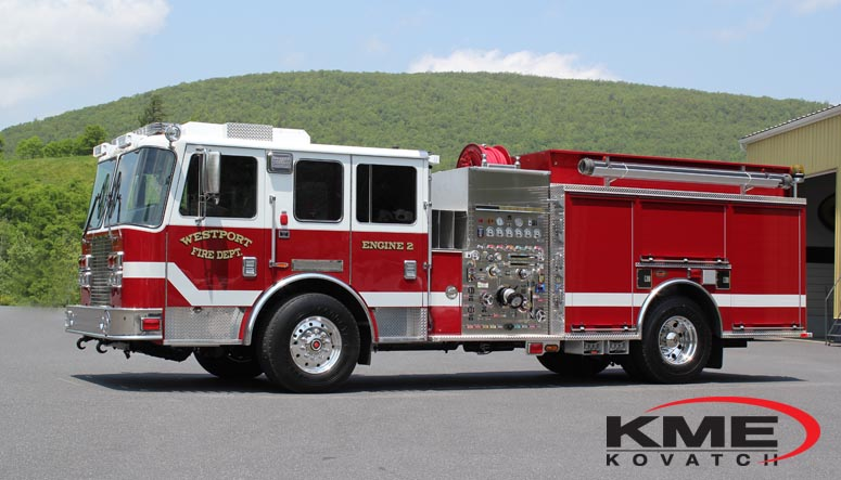 Kme pumper photo - 9