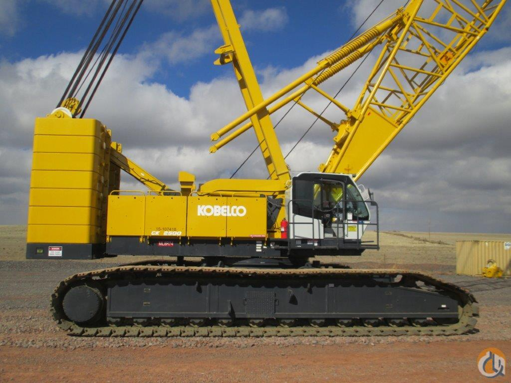 Kobelco 2500 photo - 1
