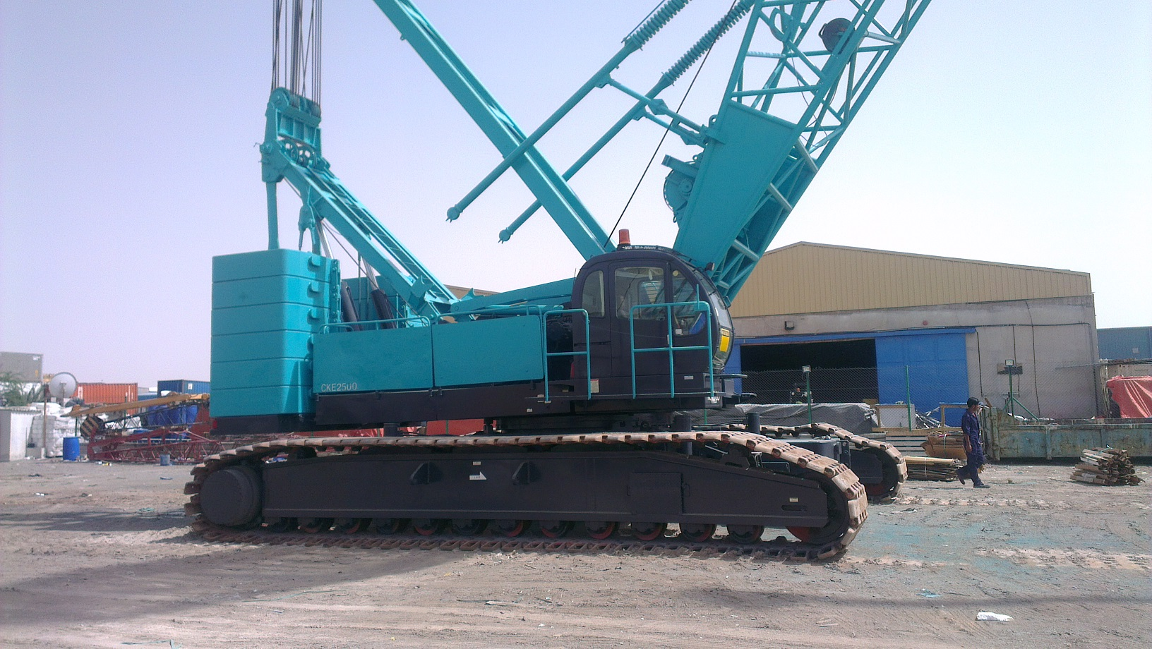 Kobelco 2500 photo - 4