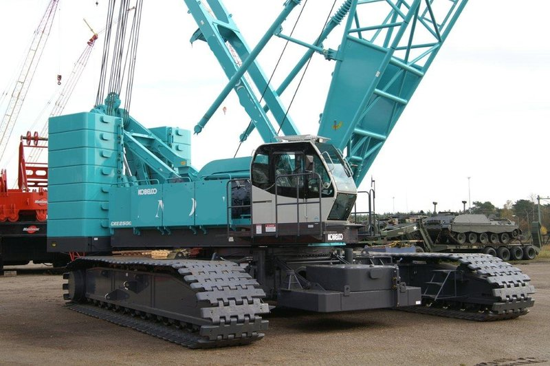 Kobelco 2500 photo - 5