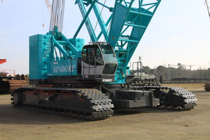 Kobelco 2500 photo - 7