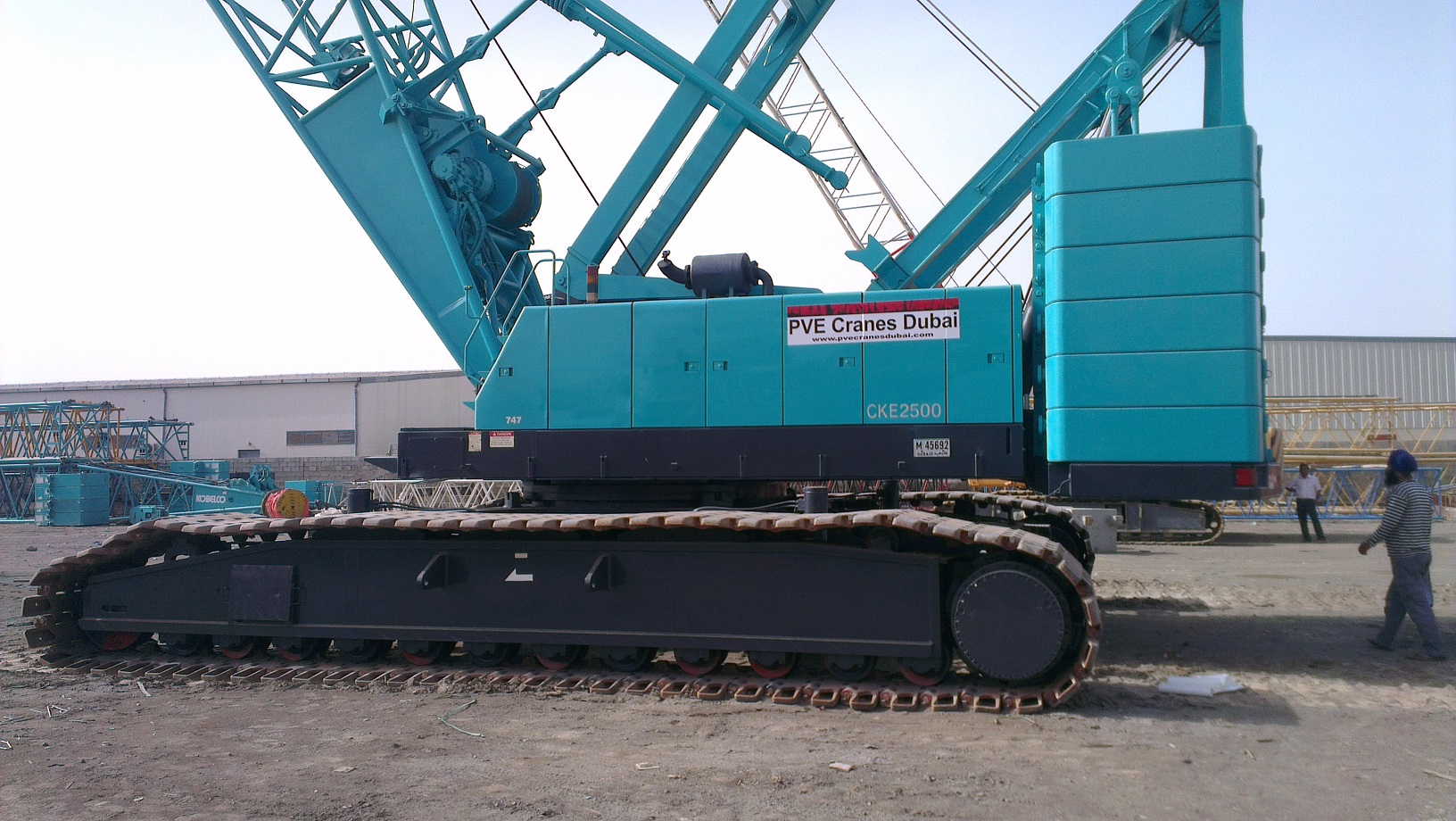 Kobelco 2500 photo - 8
