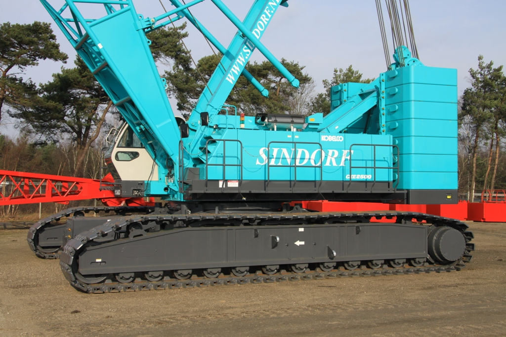 Kobelco 2500 photo - 9