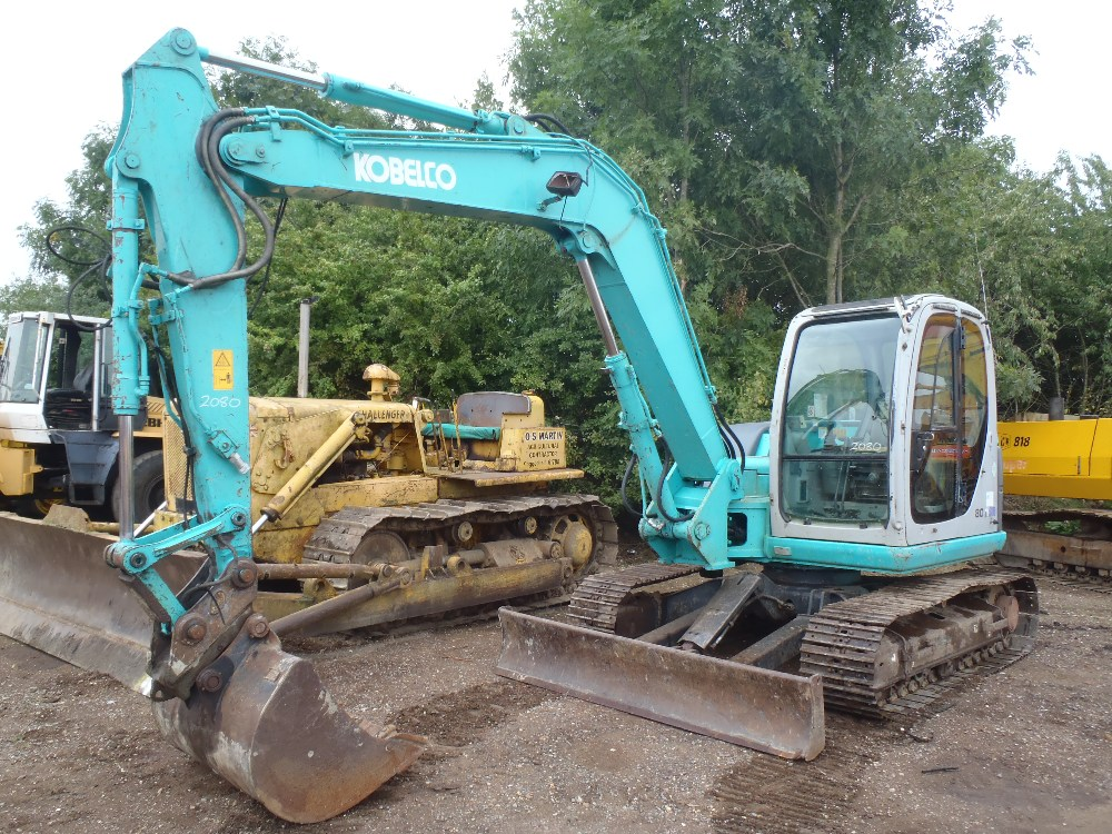 Kobelco 80 photo - 7
