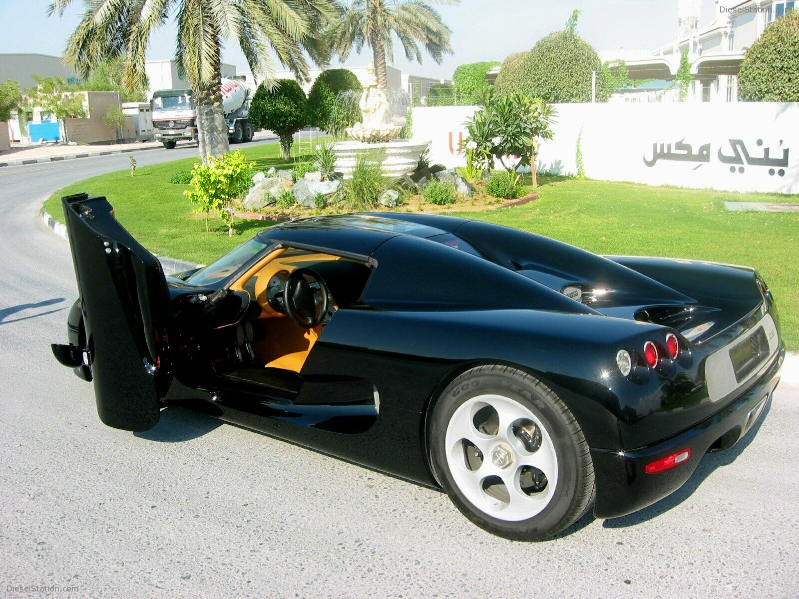 Koenigsegg cc photo - 2