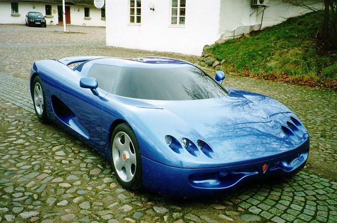 Koenigsegg cc photo - 5