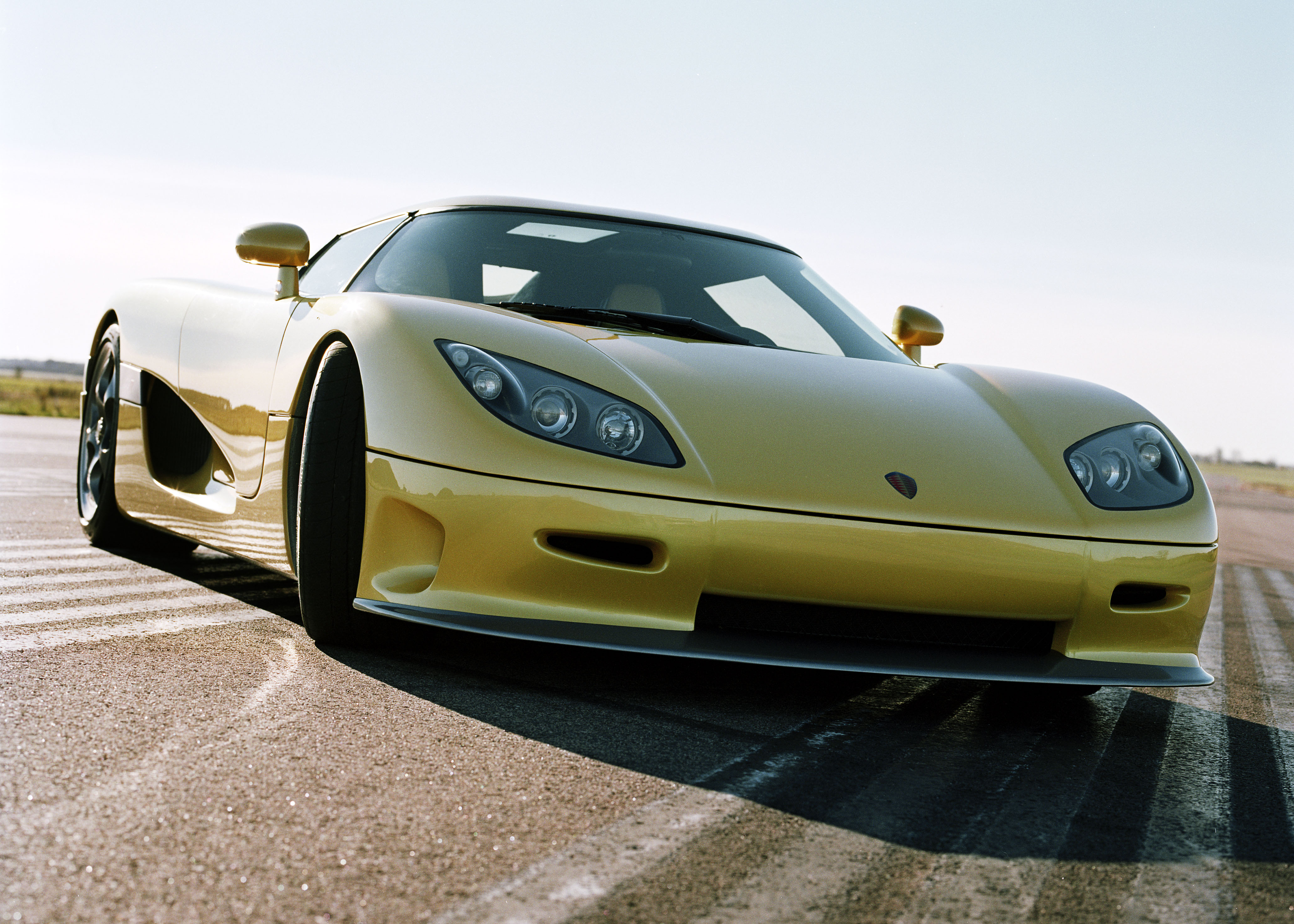 Koenigsegg ccr photo - 5