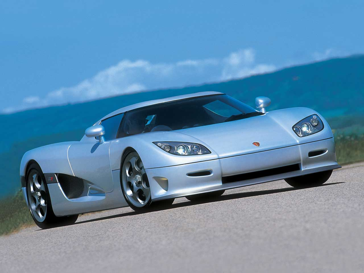 Koenigsegg ccr photo - 6