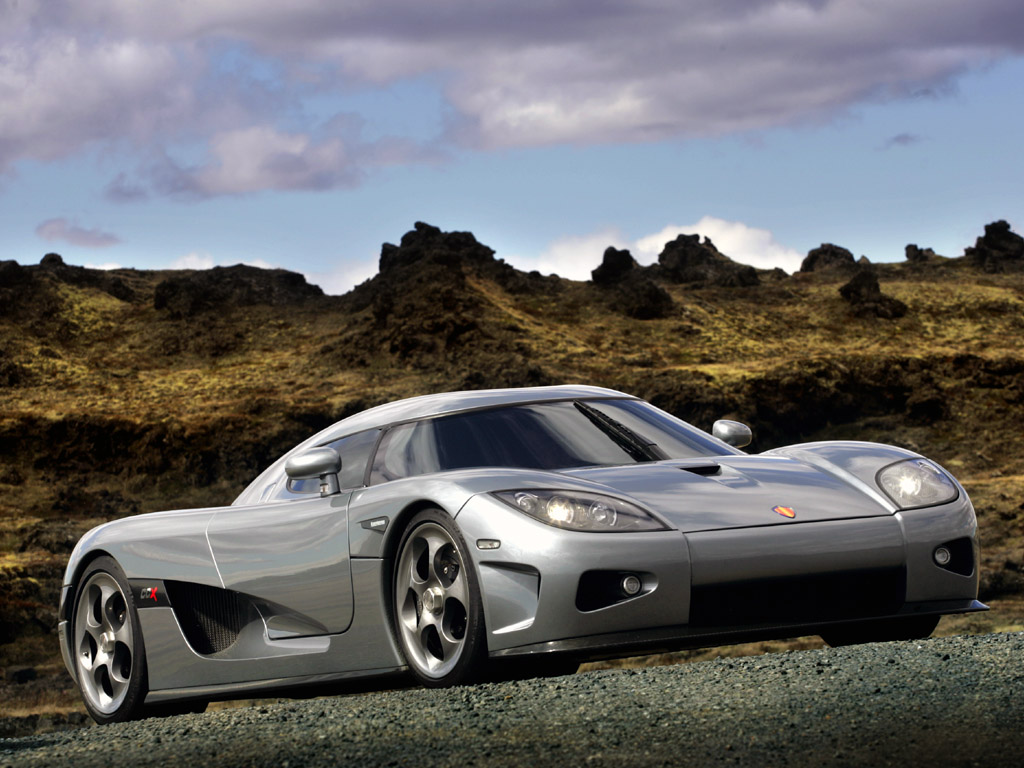 Koenigsegg ccr photo - 7