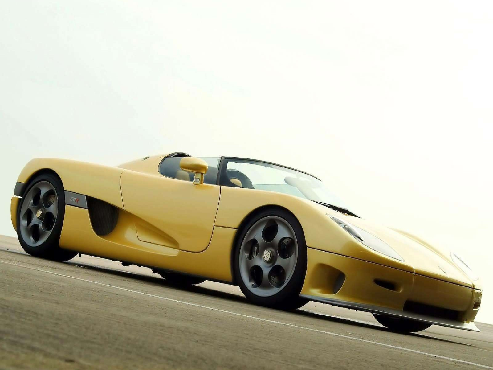 Koenigsegg ccr photo - 9