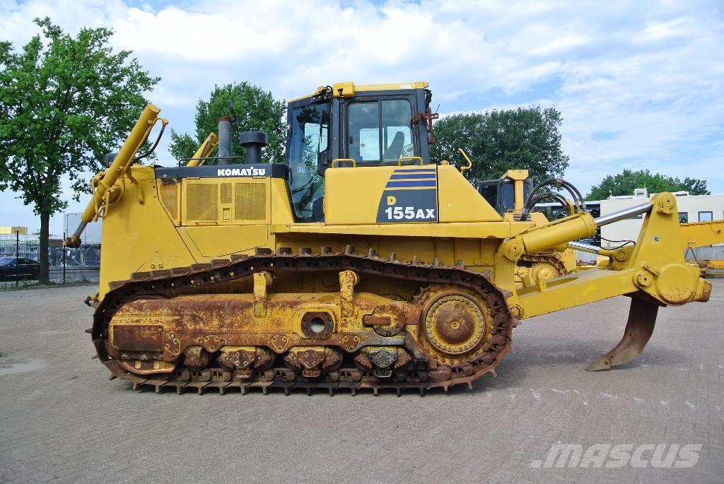 Komatsu d-155 Photo and Video Review  Comments