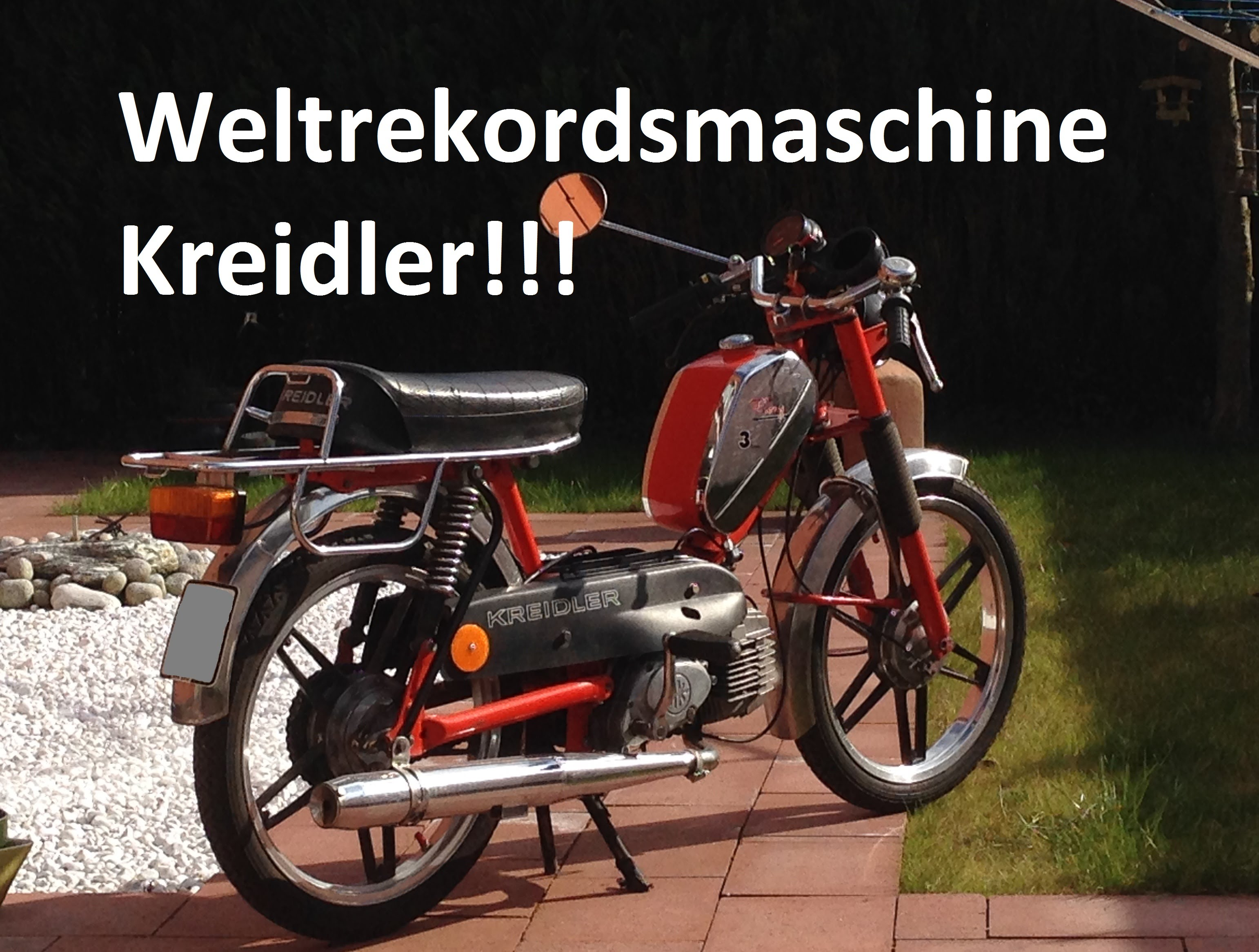 Kreidler flory photo - 7