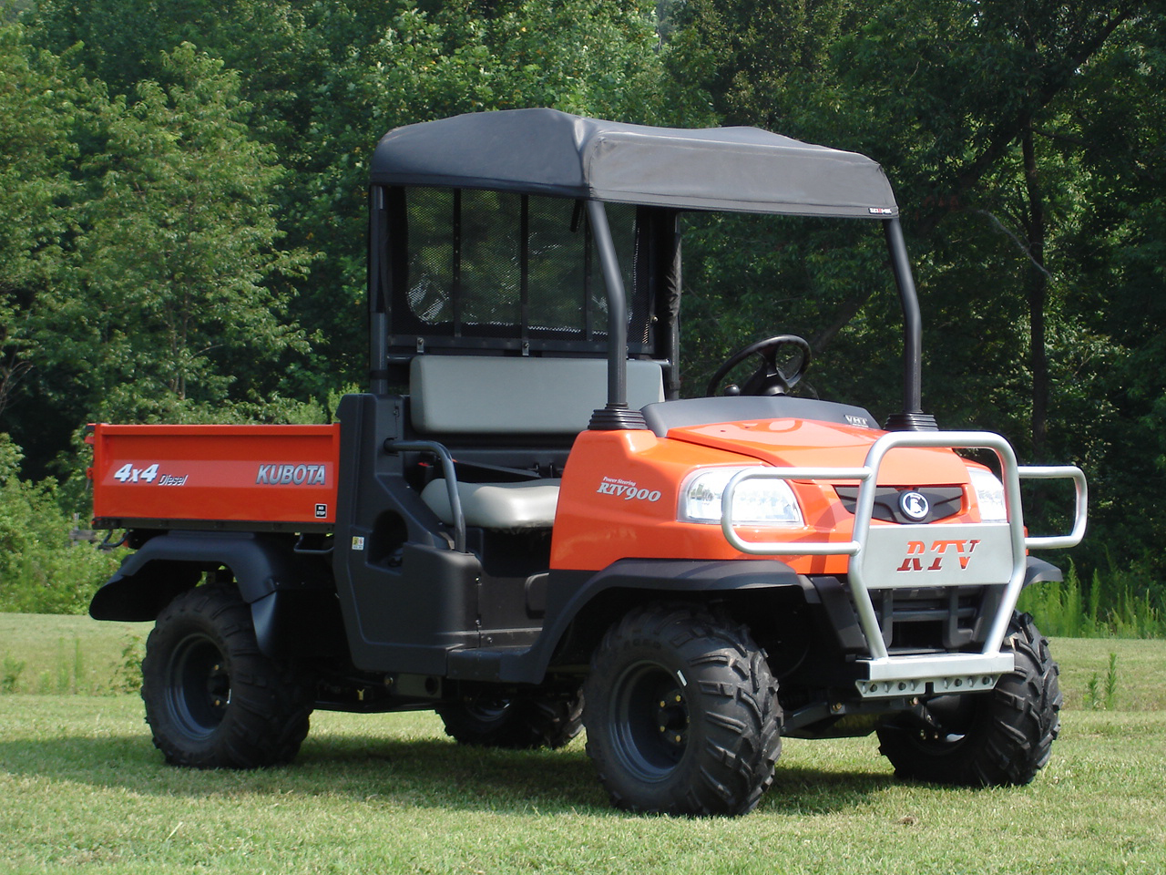 Kubota rtv photo - 10