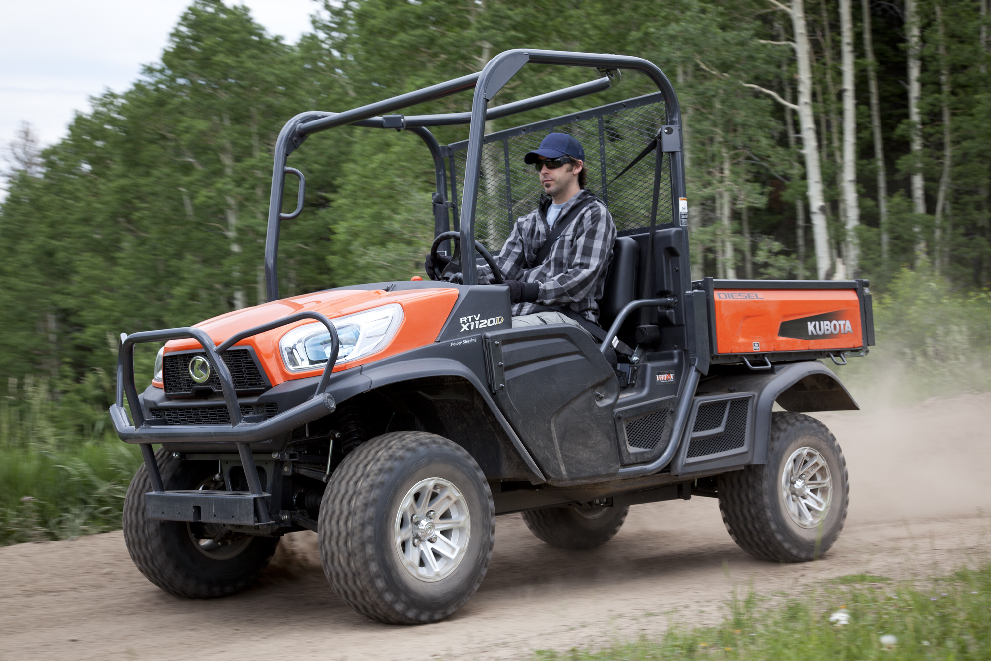 Kubota rtv photo - 2