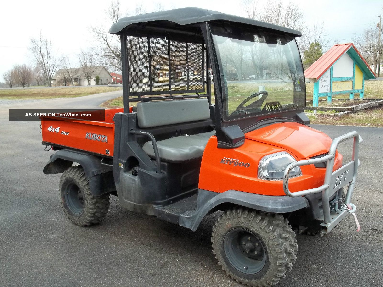 Kubota rtv photo - 3
