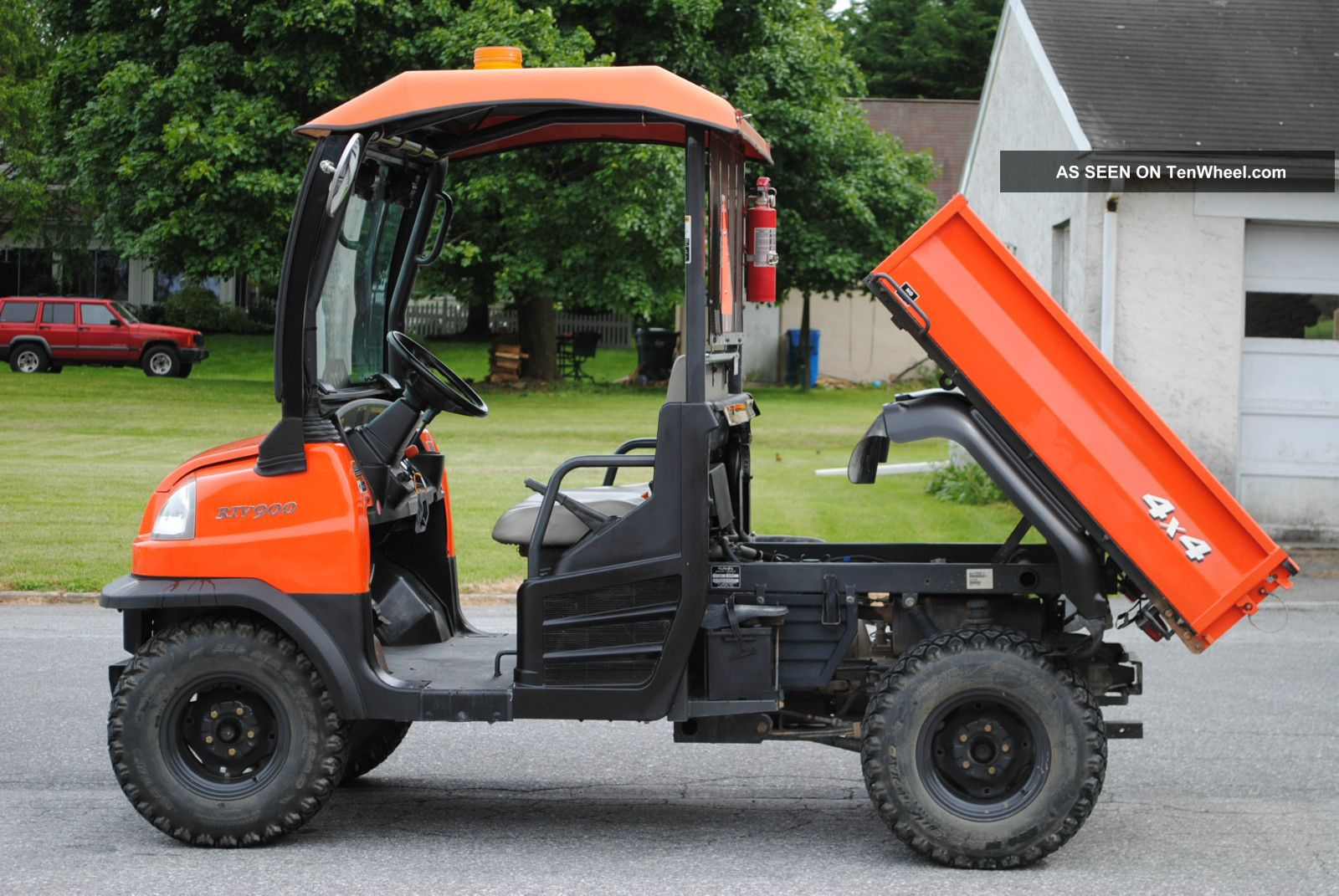 Kubota rtv photo - 5