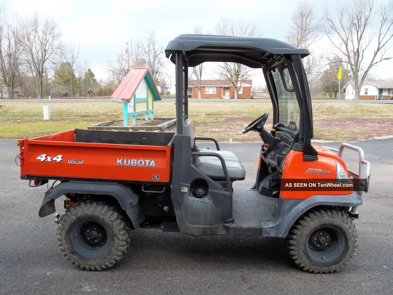 Kubota rtv photo - 6