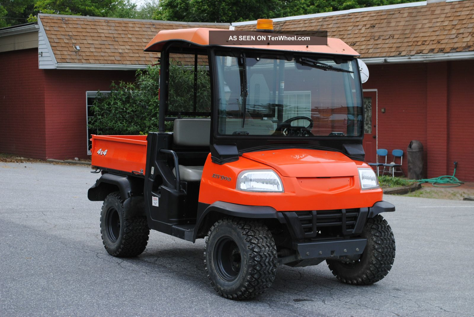 Kubota rtv photo - 7