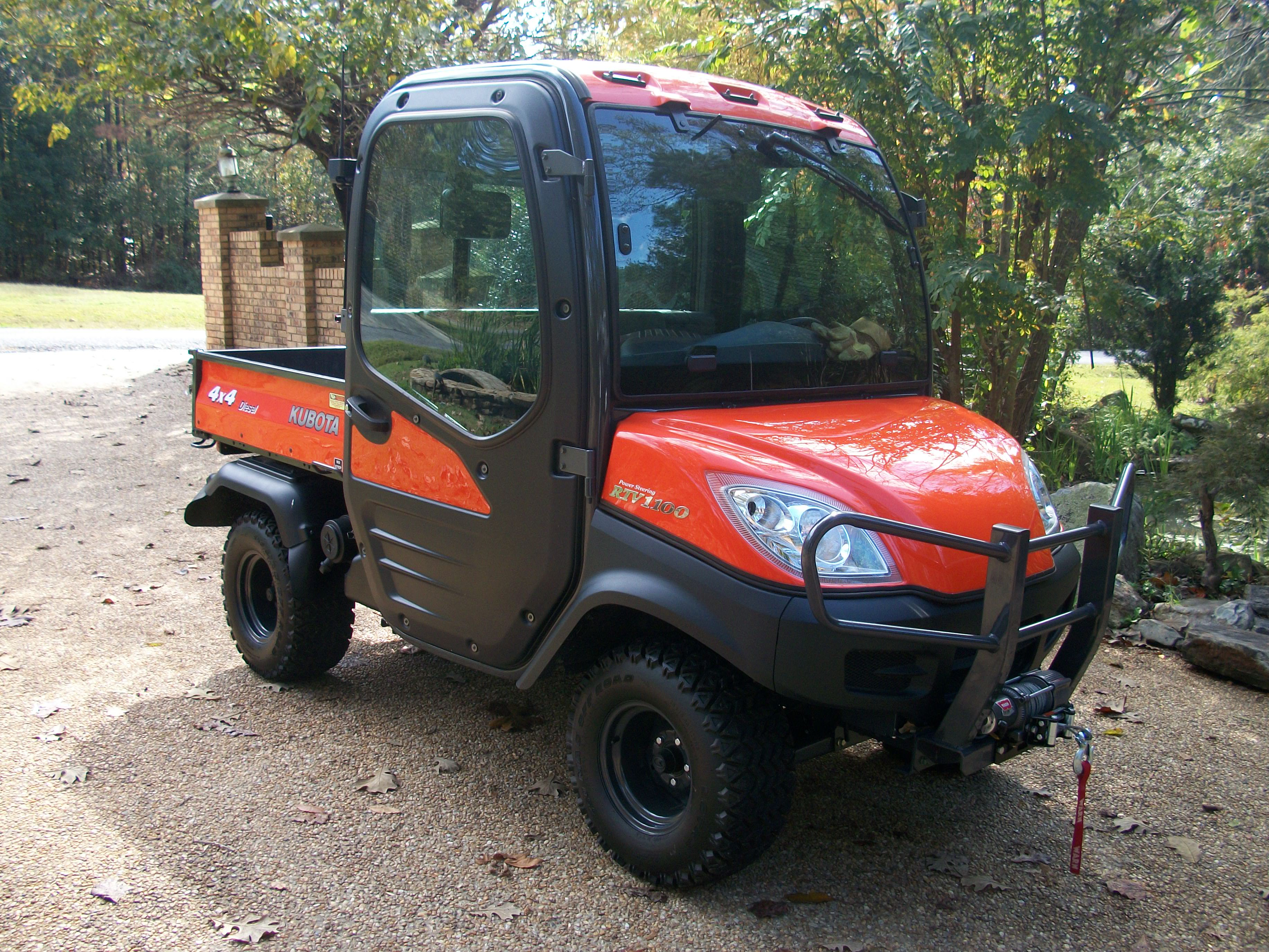 Kubota rtv photo - 8