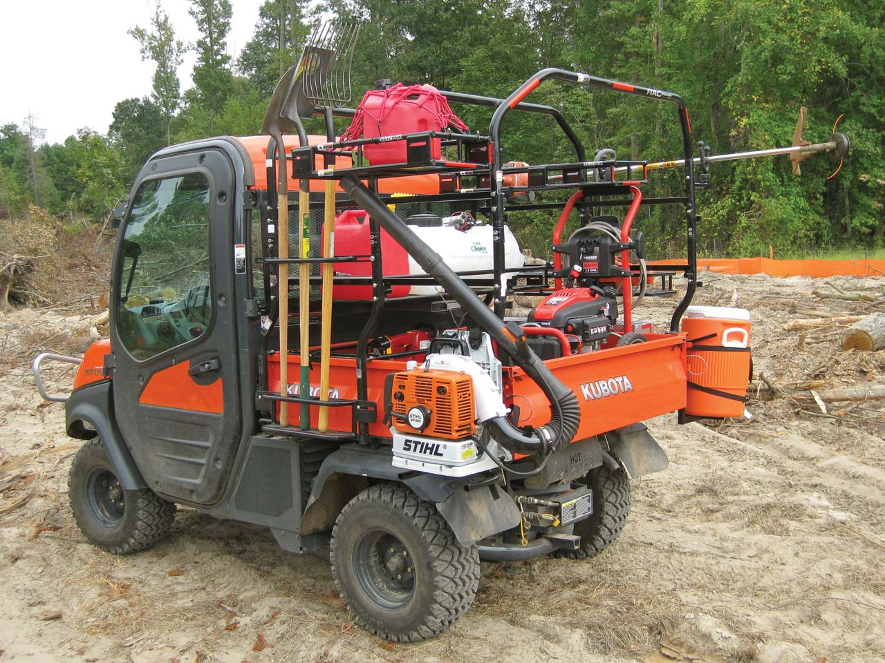 Kubota rtv photo - 9