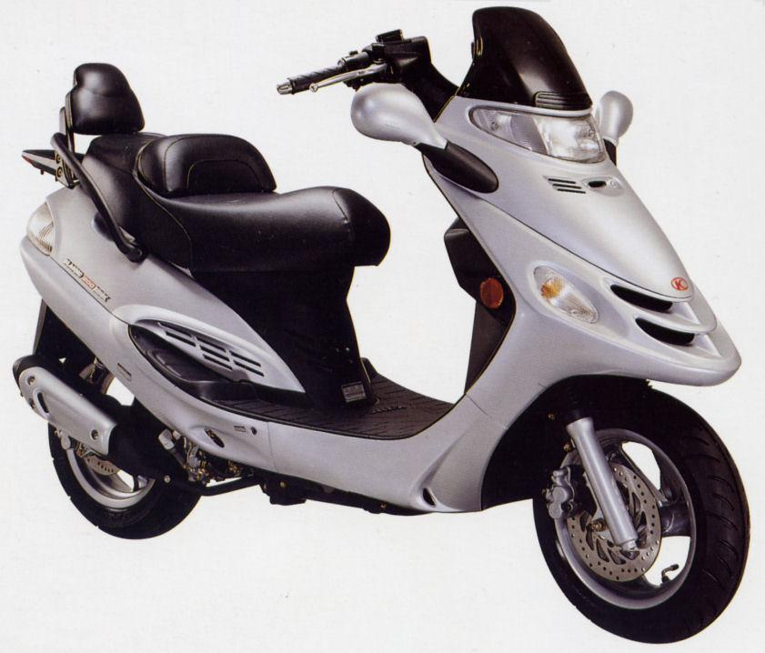 Kymco dink photo - 1