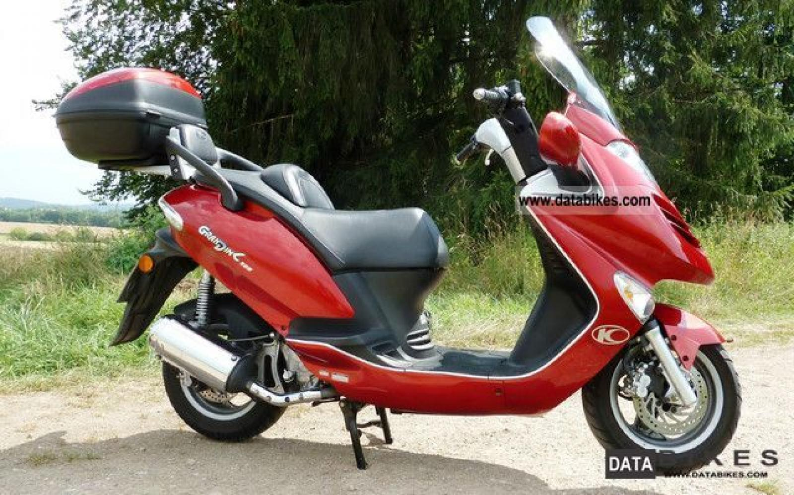 Kymco dink photo - 10