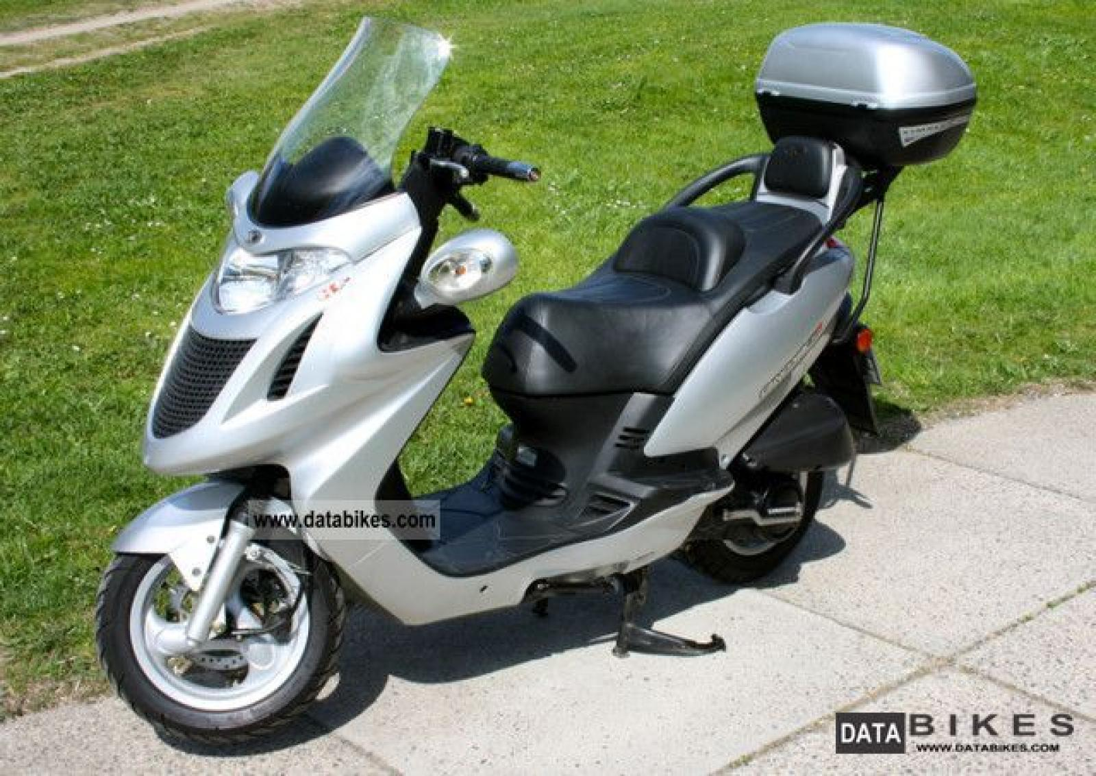 Kymco dink photo - 3