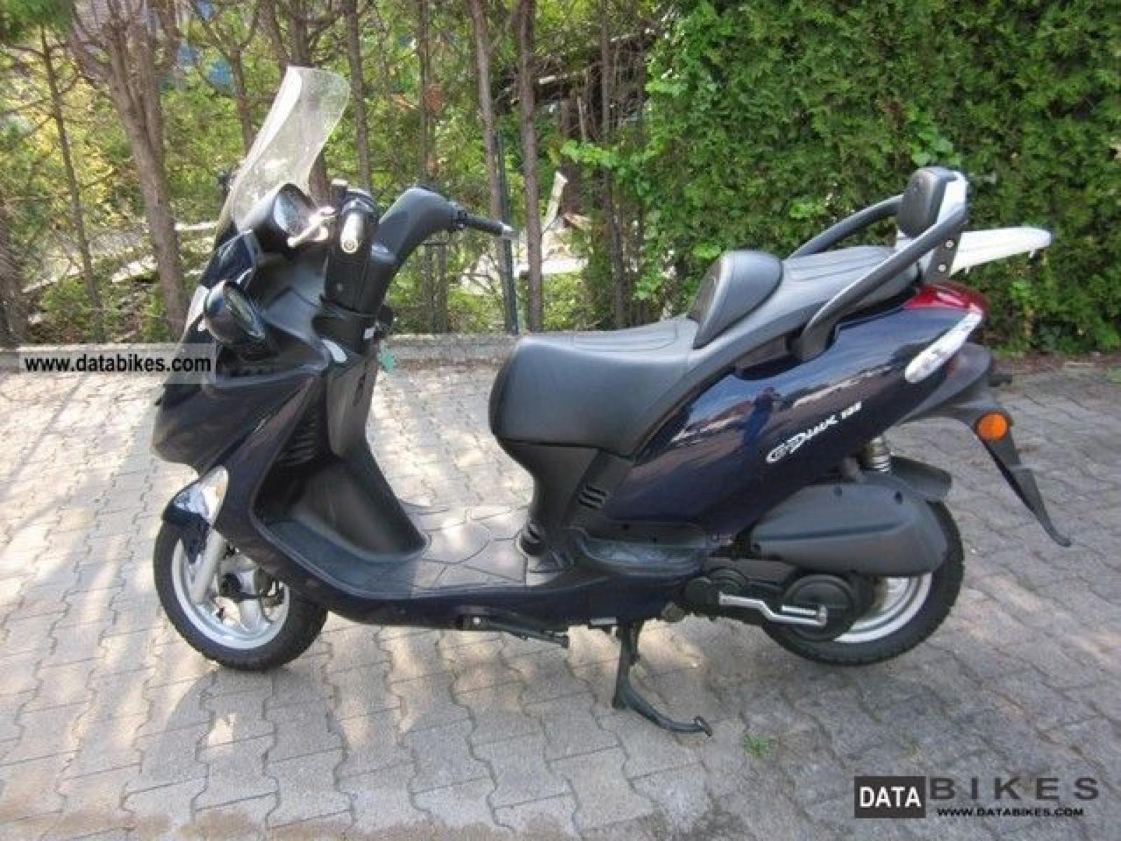 Kymco dink photo - 8