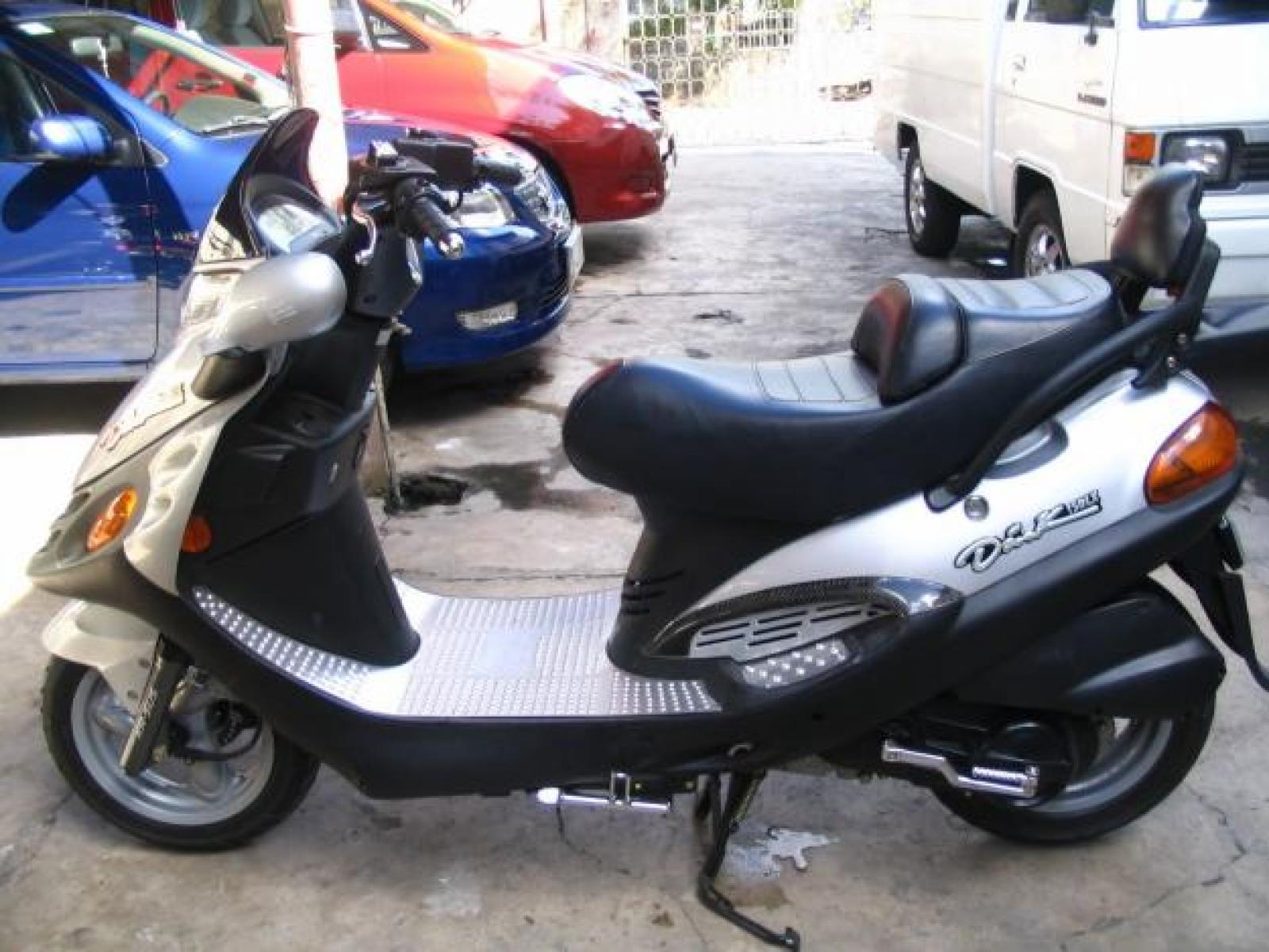 Kymco dink photo - 9
