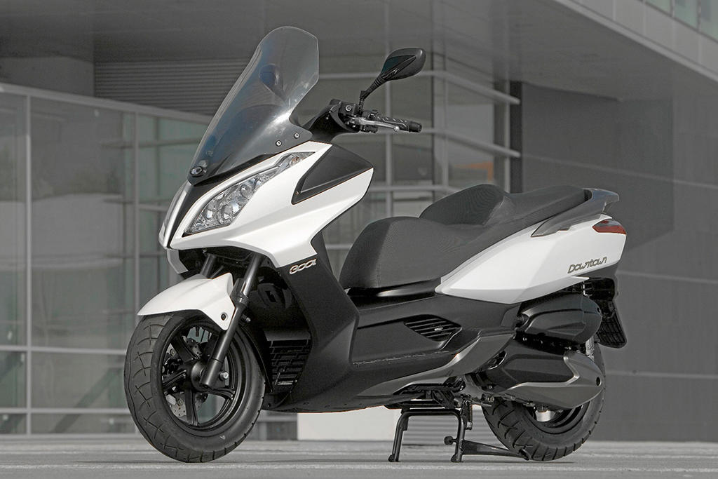 Kymco downtown photo - 1
