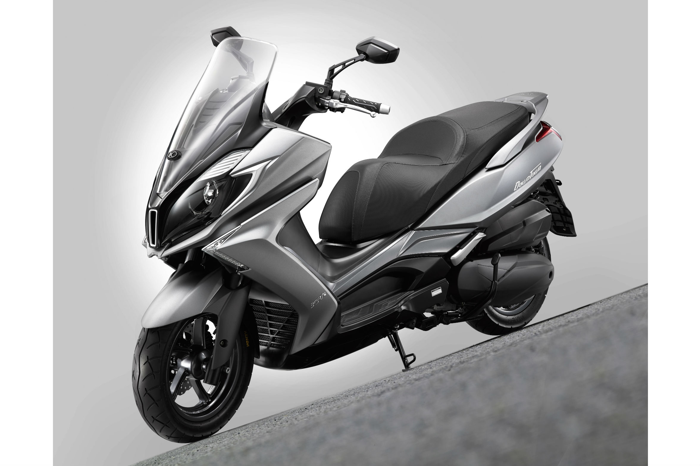 Kymco downtown photo - 10