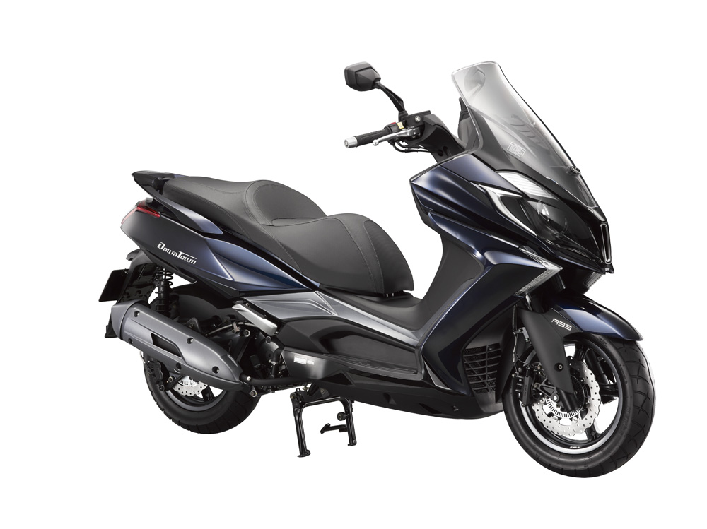 Kymco downtown photo - 2