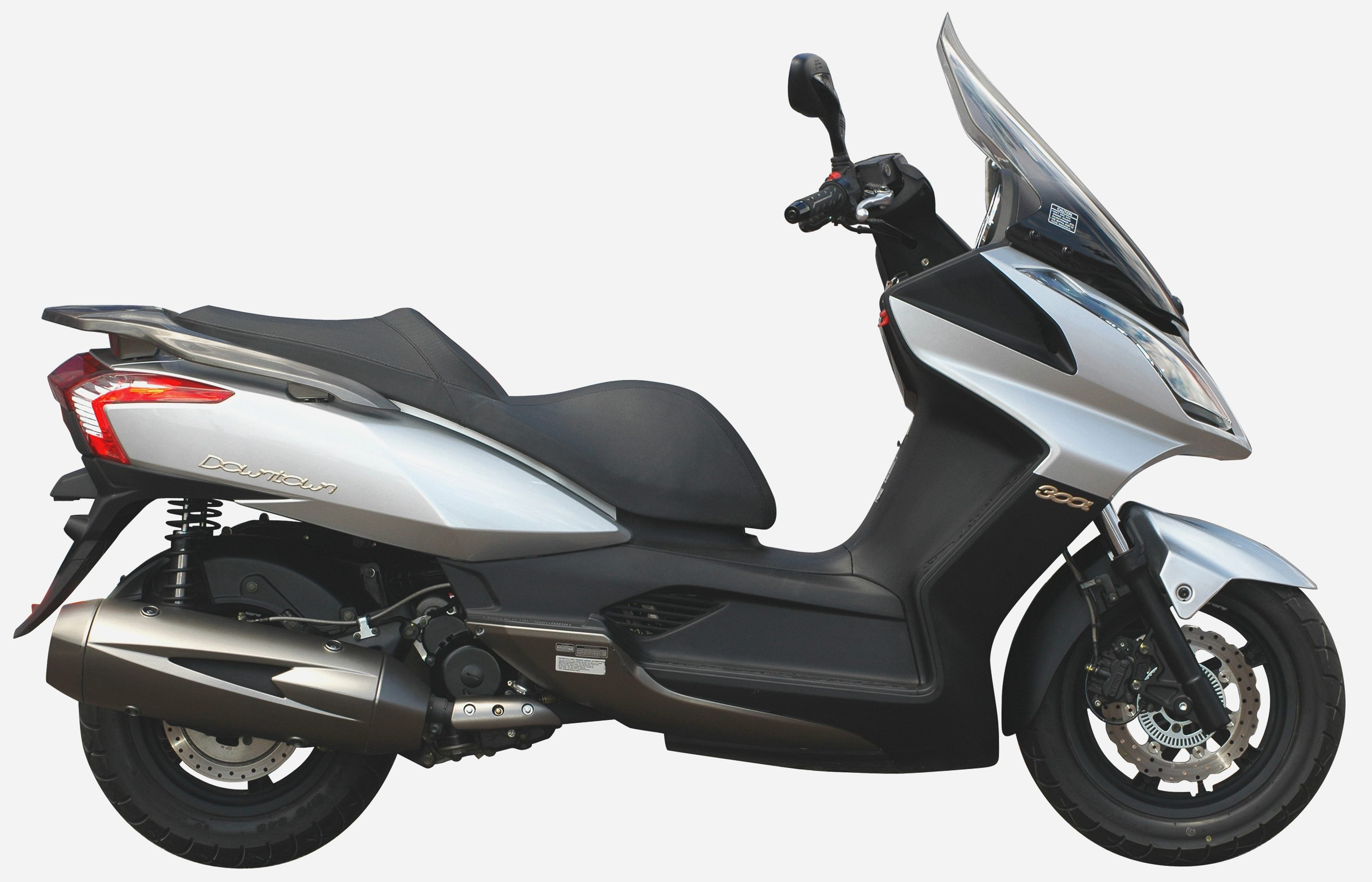Kymco downtown photo - 3
